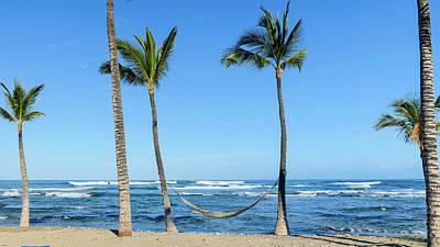 Mauna Photograph - Mauna Lani Resort, Kohala Coast, Island by Douglas Peebles