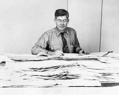 Maurice Ewing (1906-1974) Art Print
