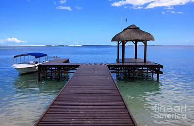 Superhero Ice Pops - Mauritius blue sea by Sasas Photography