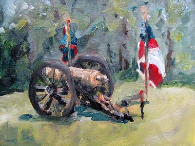 Maury Light Artillery Original