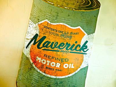 Maverick Moto Oil Original