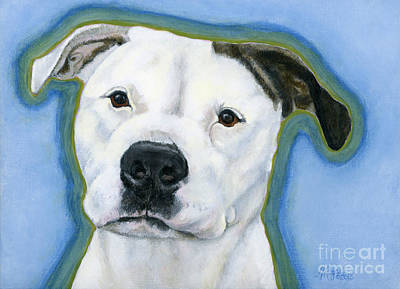 Painting - Max by Amy Reges