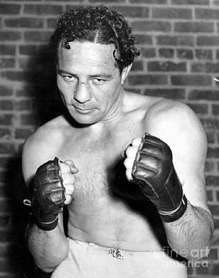 Photograph - Max Baer by Roberto Prusso