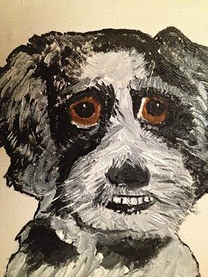 Painting - Max by Paula Brown