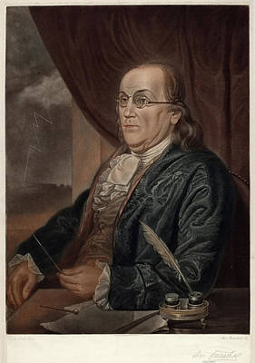 Max Rosenthal After Charles Willson Peale Art Print by Quint Lox