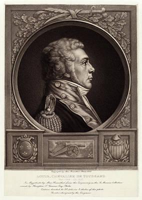 Max Rosenthal, Louis, Chevalier De Toussard Art Print by Quint Lox