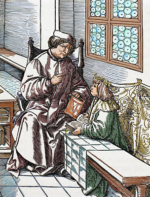 Maximilian I (1459-1519 Art Print
