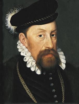 1576 Photograph - Maximilian II 1527-1576. Holy Roman by Everett