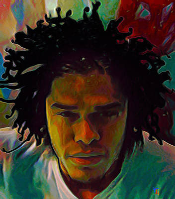 Maxwell Original by  Fli Art