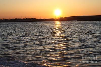 May Sunrise Over Oceanside Art Print