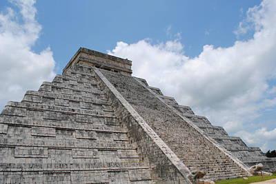 Photograph - Maya Architecture by Robert  Moss
