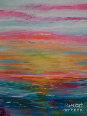 Painting - Maya Mia by Sharon Worley