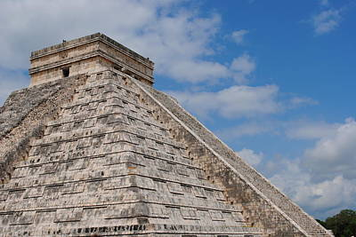Photograph - Mayan Ruins by Robert  Moss