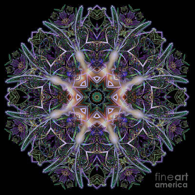 Digital Art - Maybe For Just One Day by Rhonda Strickland