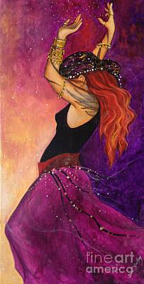 Mayfire Original by Dori Hartley