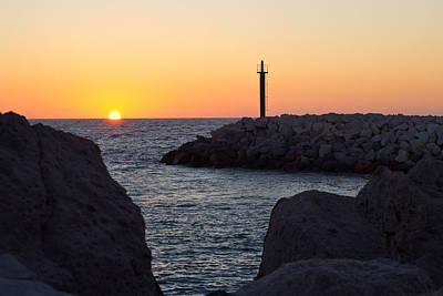Photograph - Mazatlan Sunset by Rollie Robles