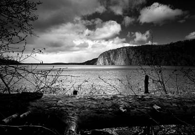 Preservation Photograph - Mazinaw Rock by Cale Best
