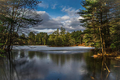Photograph - Mbs Pond by Anthony Thomas