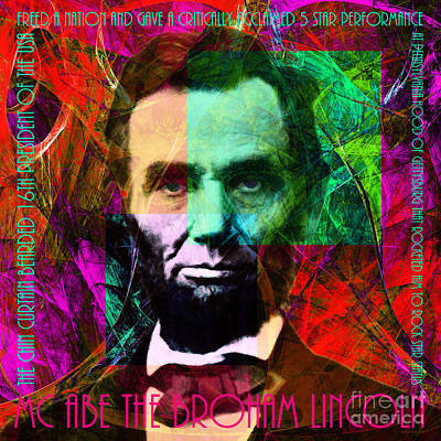 Mc Abe The Broham Lincoln 20140217m28 Art Print