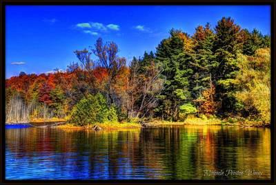 Photograph - Mc Pond by Michaela Preston