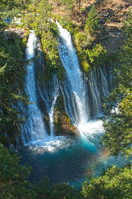 Photograph - Mcarthur-burney Falls 3 by Sherri Meyer