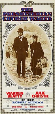 Warren Beatty Photograph - Mccabe & Mrs. Miller, L-r Warren by Everett