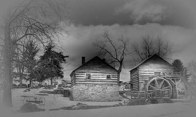 Mccormick Farm 2 Print by Todd Hostetter