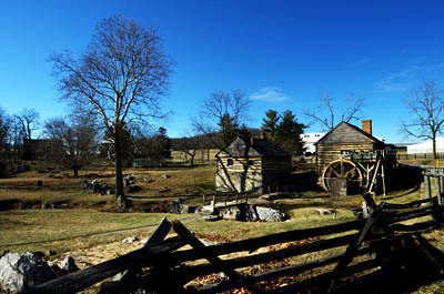 Photograph - Mccormick Farm by Cathy Shiflett