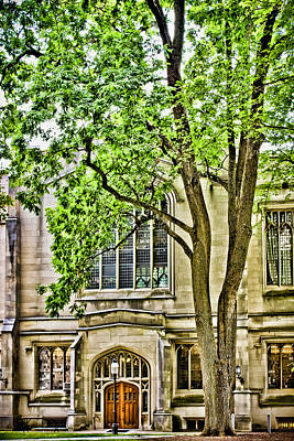 Photograph - Mccosh Hall by Colleen Kammerer