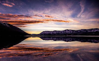 Montana Landscapes Photograph - Mcdonald Palette by Aaron Aldrich