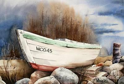 Painting - Mcg45 by Gerald Miraldi