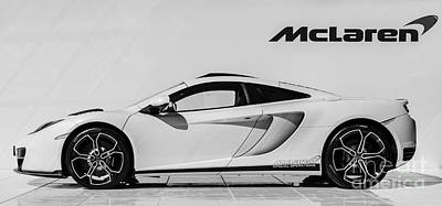 12c Photograph - Mclaren 12c by Dennis Hedberg