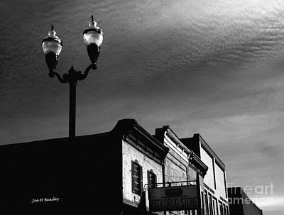 Photograph - Mcminnville Skyline by   Joe Beasley