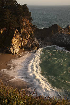 Art Print featuring the photograph Mcway Falls 2 by Lee Kirchhevel