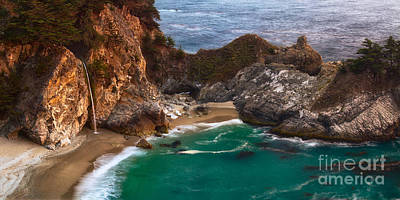 Photograph - Mcway Falls by Anthony Bonafede