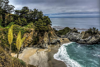 Photograph - Mcway Falls by Maria Coulson