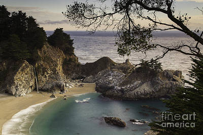 Photograph - Mcway Falls by Michele Steffey