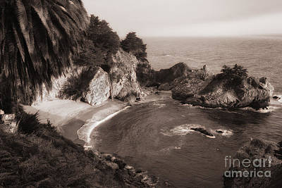 Photograph - Mcway Falls by Vincent Bonafede