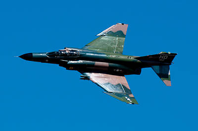 Photograph - Md F-4 Phantom by Chris McKenna