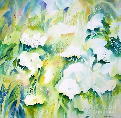 Painting - Meadow Walk by John Nussbaum