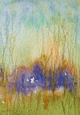Meadow's Edge Art Print