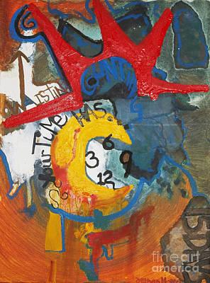 Painting - Measuring Something Skewed by J Ethan Hopper