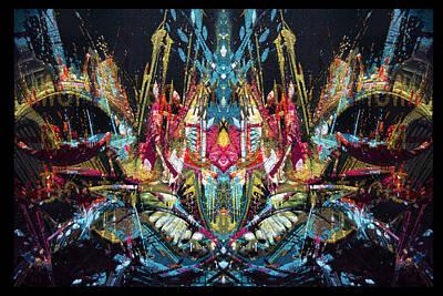 Digital Art - Mechanical 572  11 by Zac AlleyWalker Lowing