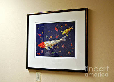 Photograph - Commission - Medical Office by Susan Parish Designs