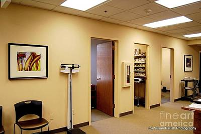 Photograph - Commission - Medical Office Art by Susan Parish Designs