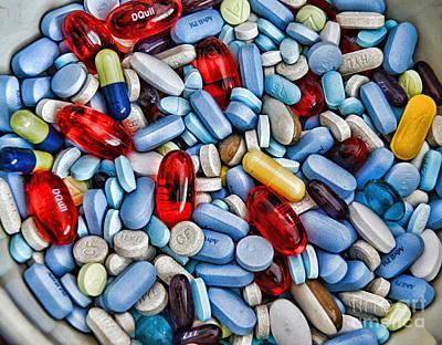 Medication Art Print