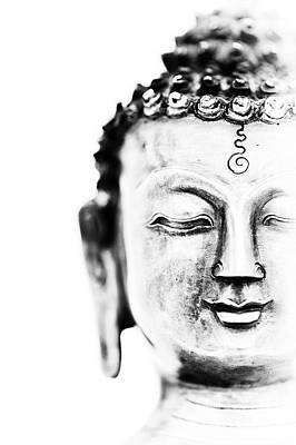 Buddha Wall Art - Photograph - Medicine Buddha by Tim Gainey