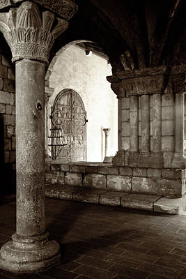 Photograph - Medieval Appeal - Dark Ages by Gary Heller