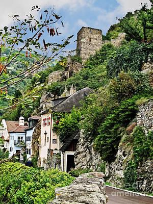 Photograph - Medieval Austria by Elvis Vaughn