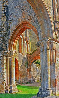 Photograph - Medieval Doorway by Elvis Vaughn